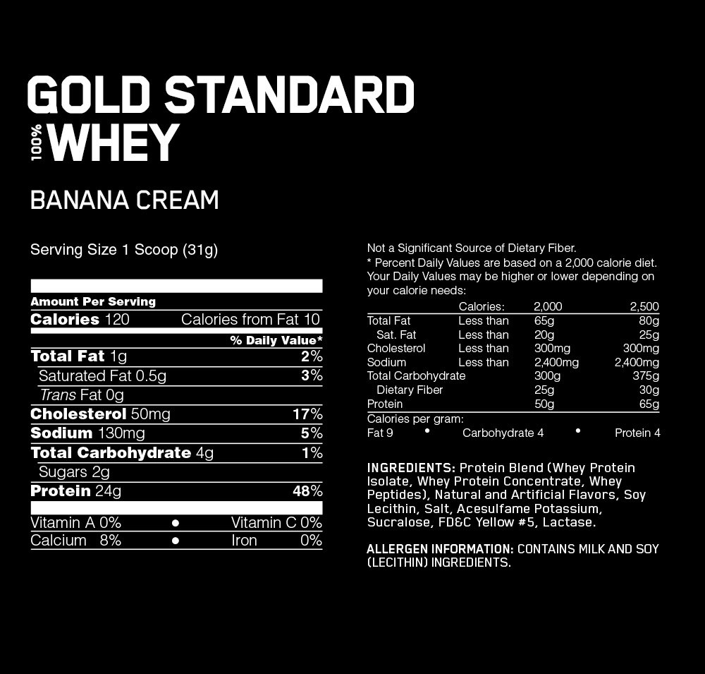 whey-protein-gold-standard-Whey-Blend-Nutritional-Panel